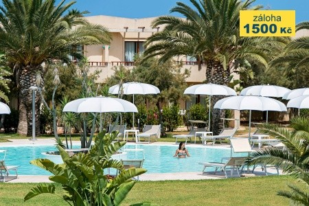 Voi Arenella Resort - letecky all inclusive
