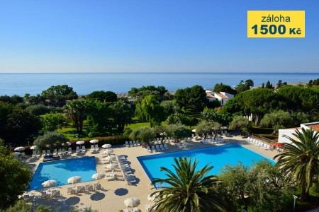 Unahotels Naxos Beach - letecky all inclusive
