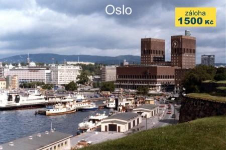 Norské fjordy a vyhlídky, Preikestolen a Zlatá ces - Last Minute a dovolená