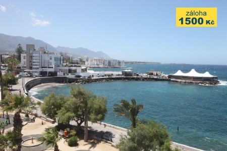 Dome Hotel - u moře
