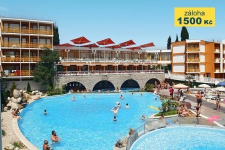 Hotel Nessebar Beach Resort, Bulharsko, Slunečné Pobřeží