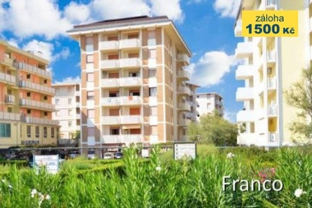 Apartmány Frontemare Spiaggia - apartmány