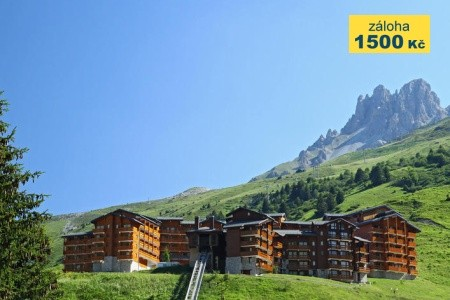Résidence Premium Les Crets - hotel