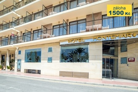 Hotel Montemar - v červnu