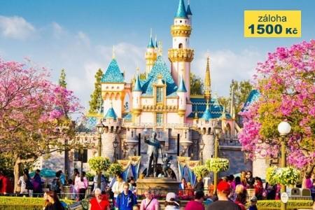 5denní Paříž a Disneyland (Hotel) - poznávací zájezdy