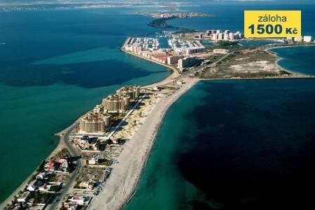 Hotelový Komplex Las Gaviotas/los Delfines - pro seniory
