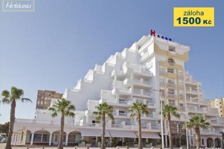 Hotel Las Gaviotas/los Delfines Pro Seniory - Last Minute a dovolená