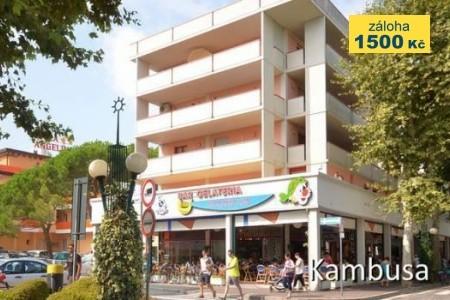 Apartmány Kambusa A Pineda