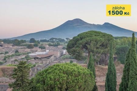 Pompeii Domus - letní dovolená
