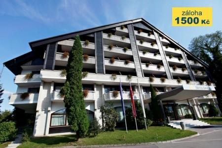 Garni Hotel Savica - v říjnu