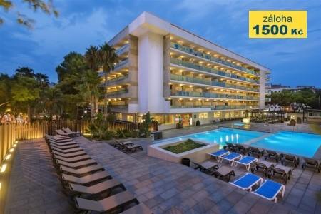 Hotel 4R Salou Park Ii. - v květnu