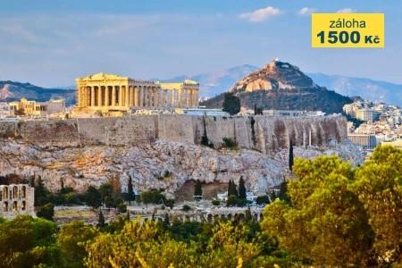 Solún, Delfy, Atény, Mykény, Olymp - Last Minute a dovolená
