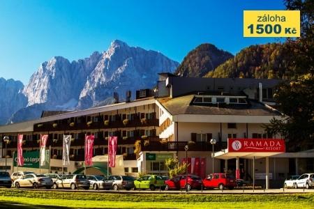 Hotel Ramada Resort - v květnu