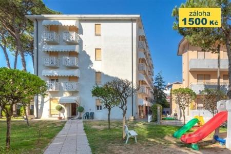 Depandance Hotelu Marina A Bungalovy - All Inclusive, Itálie, Veneto (Benátská riviéra)