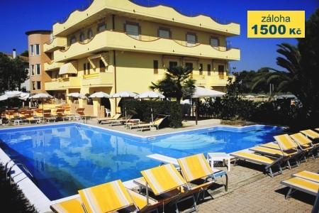 Hotel Rivadoro - letní dovolená u moře