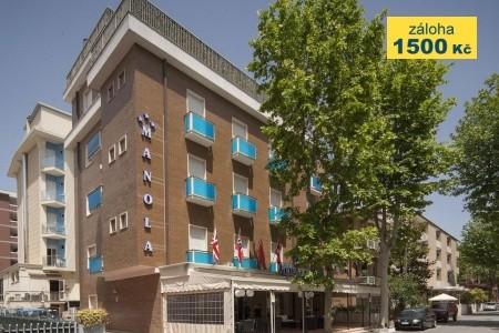 Hotel Manola, Itálie, Emilia Romagna