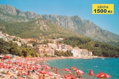 Kulturní a přírodní krásy Černé Hory s návštěvou Albánie - Last Minute a dovolená