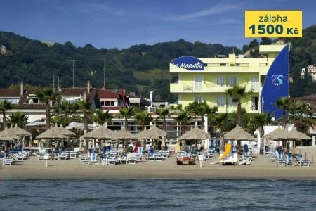 Hotel La Maestra - v červnu