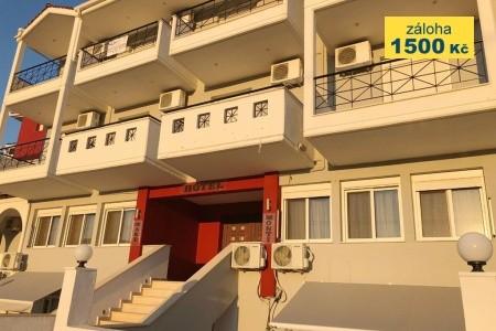 Aparthotel Mare Monti - apartmány u moře