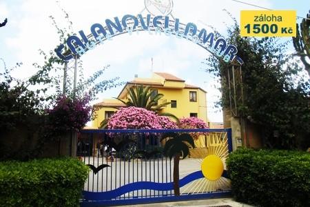 Calanovella Mare - Apartmány