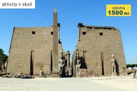 Ubytování Egypt