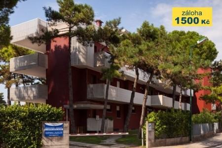 Residence Antares Rosso - Lignano Sabbiadoro