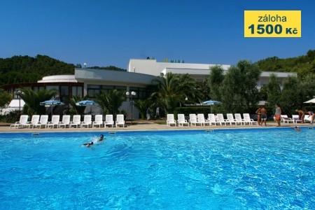 Hotel Mira - Peschici - v srpnu