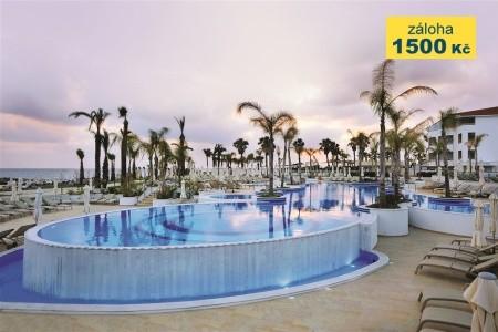 Olympic Lagoon Resort Paphos - letní dovolená u moře