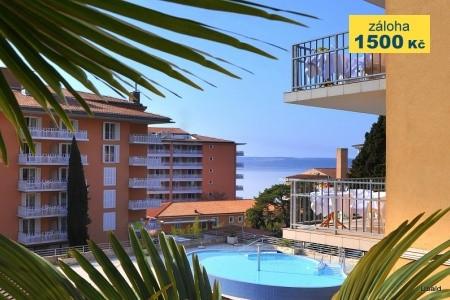 Hotel Mirna - v červnu