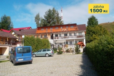 Zelený Dom - Vitanová - v říjnu