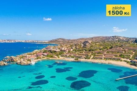 Santo Stefano Resort, Itálie, Sardinie / Sardegna