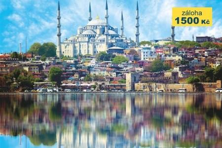 Istanbul De Luxe - poznávací zájazd - poznávací zájezdy