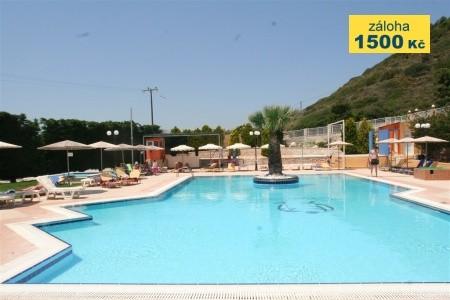 Diagoras Hotel - letecky all inclusive
