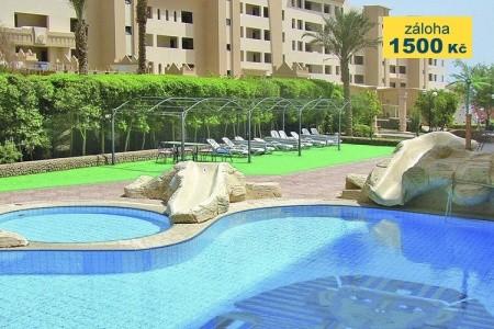 Dovolen� Hotel King Tut Aqua Park Beach Resort