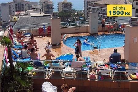 Top Royal Sun Suites Santa Susanna - Last Minute a dovolená