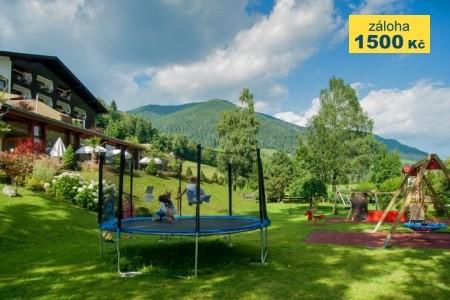 Hotel Otp Birkenhof - letní dovolená