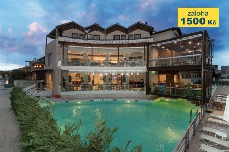 Cosmopolitan Hotel And Spa - lázně