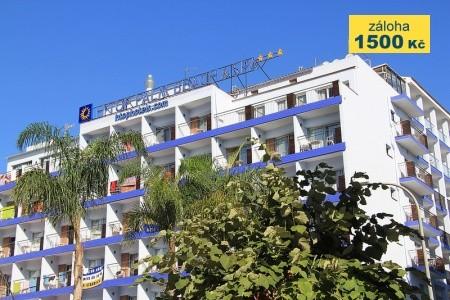 Hotel Htop Palm Beach & Spa - v prosinci