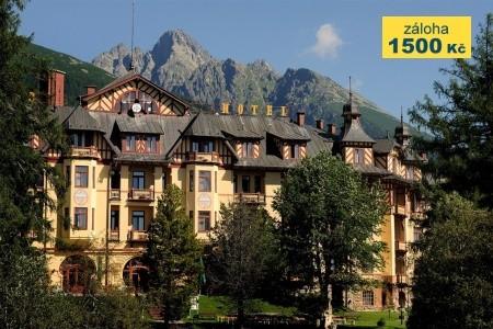 Starý Smokovec - Hotel Grandhotel