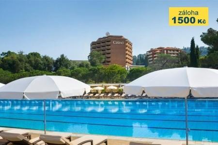 Hotel Lucija - letní dovolená u moře