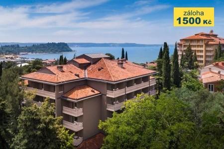 Hotel Metropol - Depandance Casa Bel Moretto - letní dovolená u moře