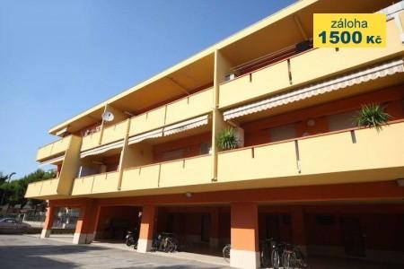 Apartmány Cervi - hotel