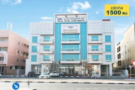 Telal Hotel Apartments - apartmány