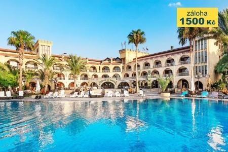 Le Chateau Lambousa Hotel - v září
