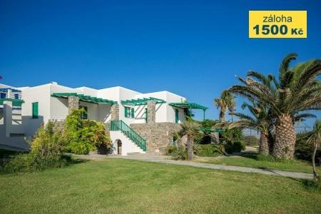 Poseidon Of Paros Resort - Last Minute a dovolená