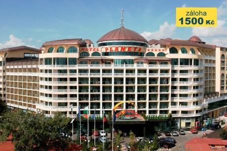 Planeta Hotel & Aqua Park - v srpnu