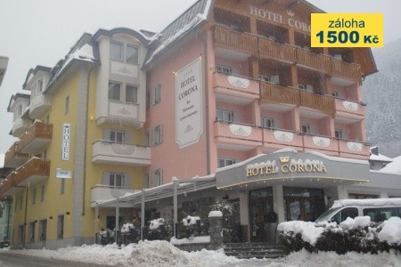Hotel Corona Wellness Pig- Pinzolo - wellness