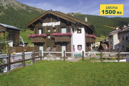 Roulette Apartments Livigno