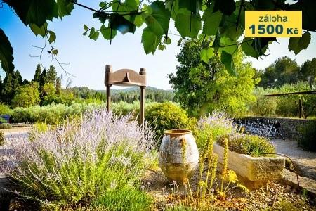 To nejkrásnější z Provence + AZUROVÉ POBŘEŽÍ (autobusem) - poznávací zájezdy