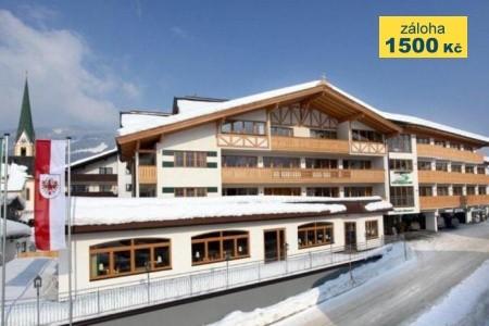 Hotel Kirchberger Hof - v červnu